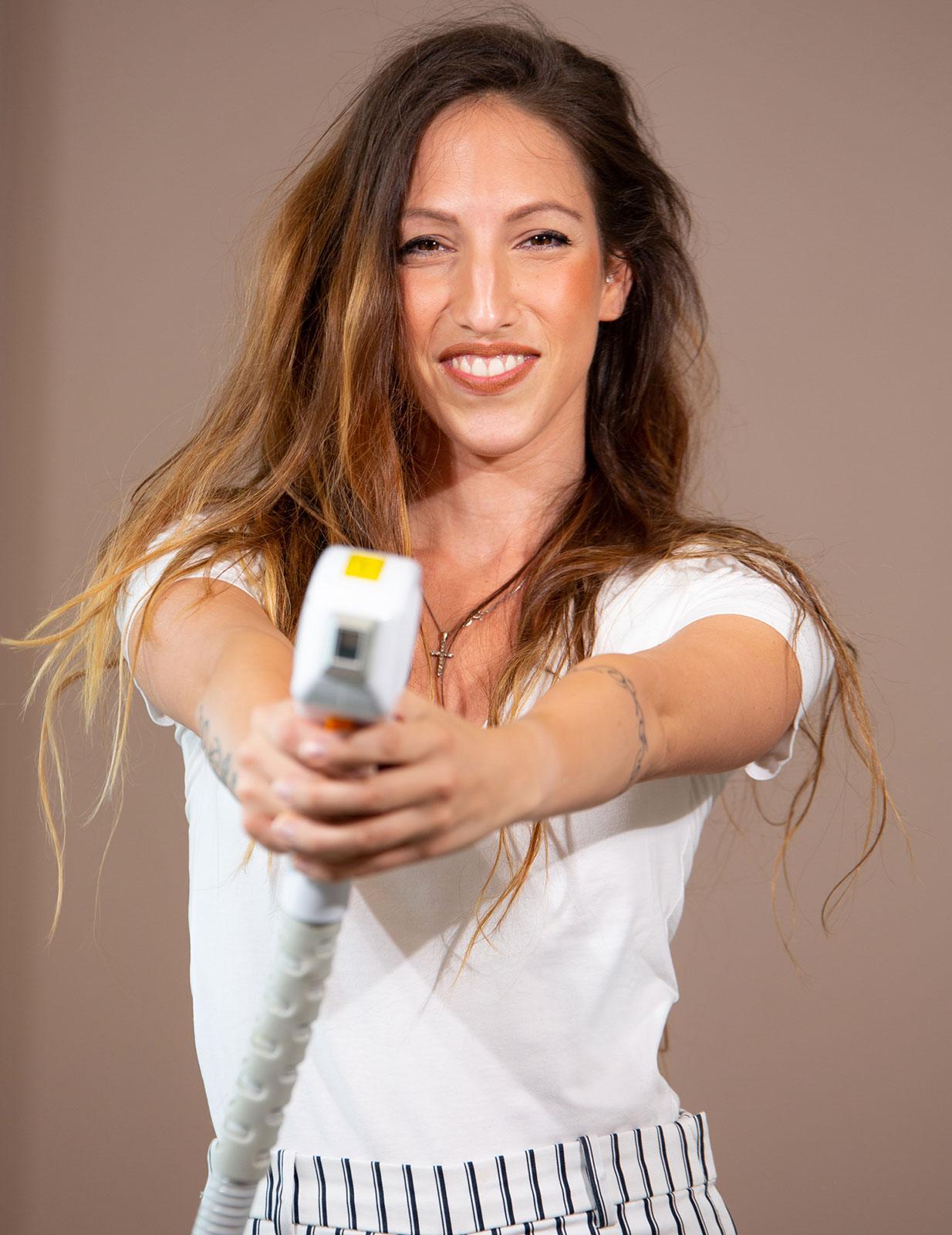 Giada Loglisci – Beauty expert