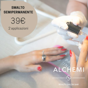 smalto semipermanente 39 euro